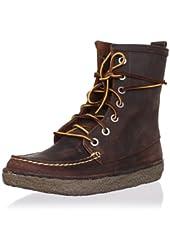SeaVees Men's Trail 7-Eye Boot, Walnut, 9.5 M US