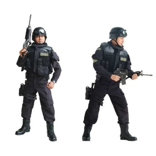 "Dragon 12"" San Francisco Sherif David Wong Figurine"