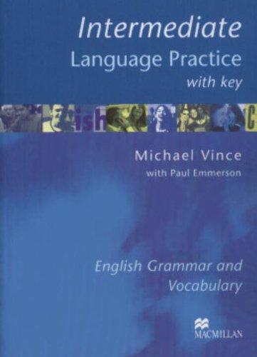 Intermediate Language Practice: Sb + Key