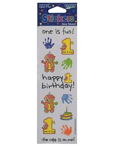 Cakes On Me Sticker Case Pack 48