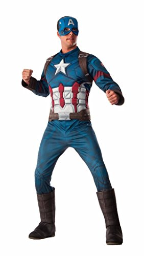 [Rubies Adult Deluxe Captain America Civil War Iron Man Halloween Costume] (Female Centaur Costume)