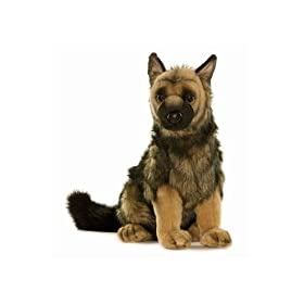 Hansa German Shepherd Puppy