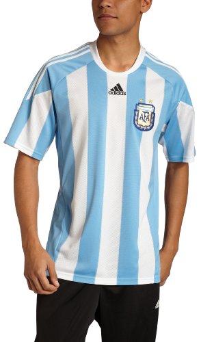 adidas Argentina Home Jersey 09/11