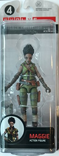 Maggie: Funko Legacy Collection x Evolve Action Figure - Blister Pack