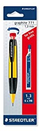 Staedtler 7711ABK25D Mechanical Pencil 1.3 mm and Fine Leads