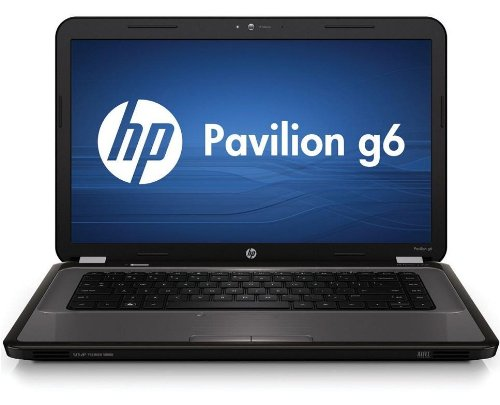 HP Pavilion g6-1369ea 15.6 inch Laptop PC (Intel Core i5-2450M Processor, RAM 6GB, HDD 640GB, Windows 7 Home Premium)