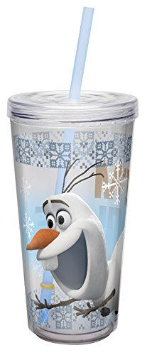 Drink Cup With Straw front-392953
