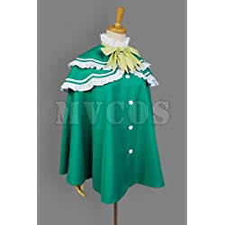 【MVCOS】 激安セール 蒼き鋼のアルペジオ イ402 コスプレ衣装 XS-XXLサイズ (女性L)