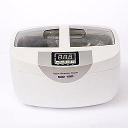 JeKen 2.5L Dental Digital Timer And Heater CD-4820 Ultrasonic Cleaner 110V