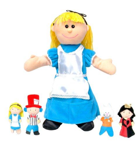 Alice In Wonderland Stuffed Animals