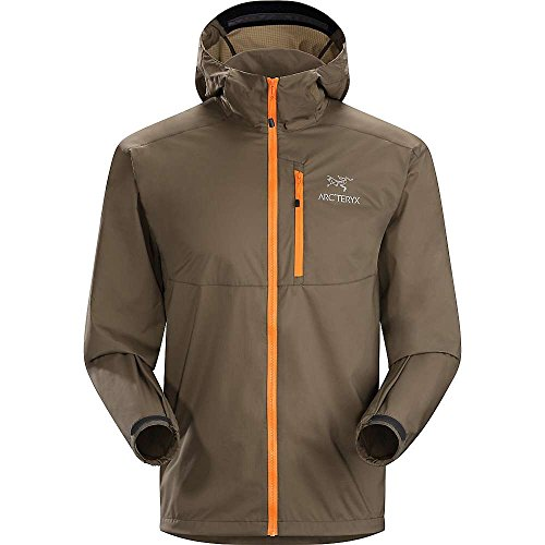 Arc'teryx Squamish Hoody - Men's Basalt Medium (Squamish Hooded compare prices)