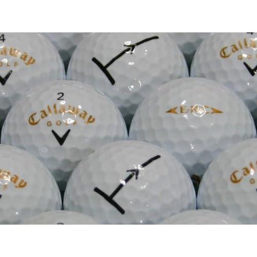 【ABランク】【ロゴなし】Callaway(キャロウェイ) ERC Tアライメント 20個セット【ロストボール】