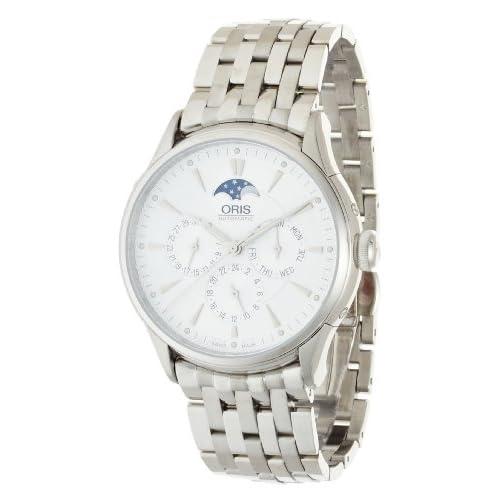 [オリス]ORIS 腕時計 オリス ORIS アートリエコンプリケーション 自動巻き 581 7592 4091M メンズ 【正規輸入品】