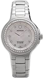 Movado Women's 2600035 Series 800 Performance Diamond Accented Watch