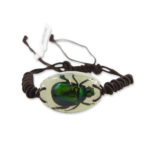 REALBUG Chafer Beetle Bracelet, Glow in the dark