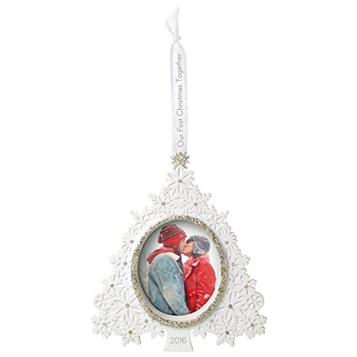 Our First Christmas Christmas Ornament Dated 2016 Hallmark Keepsake Ornament