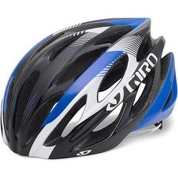 Giro Saros Cycling Helmet (Matte Black, Large)