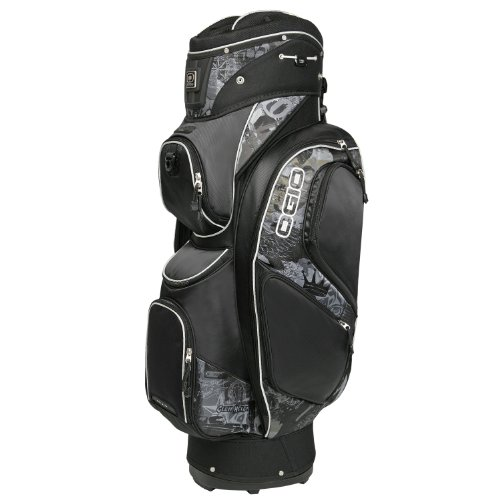 Ogio Spry Men's Cart Bag - Onslaught Steel