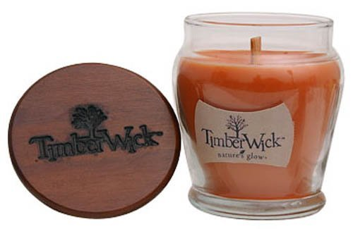 Hannas Candle 00100247 TimberWick - Warm Gingerbread- Case of 4