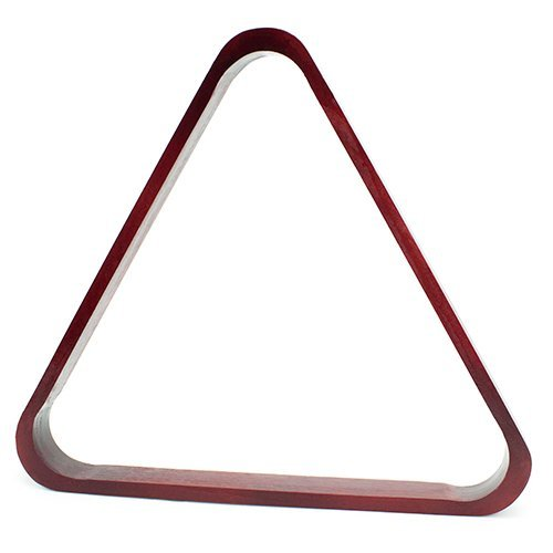 Review Of Mahogany billiard and pool ball Triangle by Felson Billiard Supply