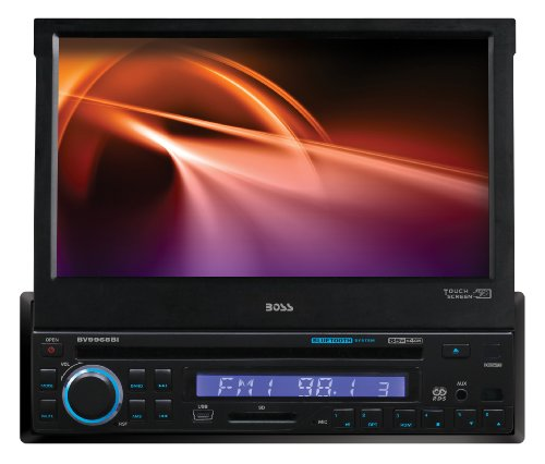 Boss Audio Systems Bv9963I Dvd Receiver With Monitor (Discontinued By Manufacturer)