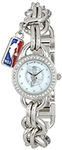 Game Time Ladies NBA-CHM-BOS Charm NBA Series Boston Celtics 3-Hand Analog Watch by Game Time