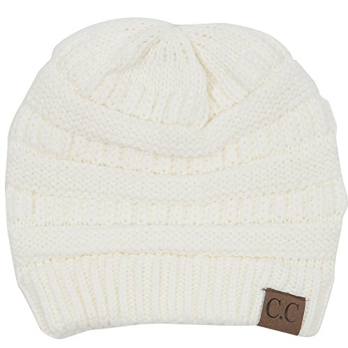 bysummer-cc-warm-soft-cable-knit-slouch-beanie-hat-ivory