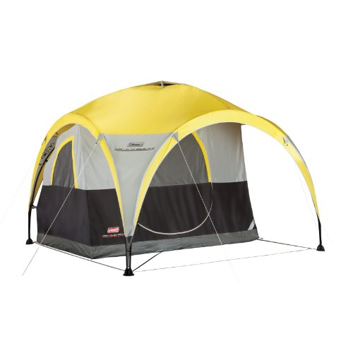 Coleman 2-For-1 All Day 2-Person Shelter & Tent (One Person Shelter compare prices)
