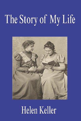 The Story Of My Life Helen Keller Filiquarian Brand border=