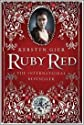 Kerstin Gier,Anthea Bell'sRuby Red (Ruby Red - Trilogy) [Hardcover]2011