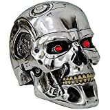 Nemesis Now - Terminator 2 Judgment Day - T-800 head- NOW0949 - IN STOCK - New
