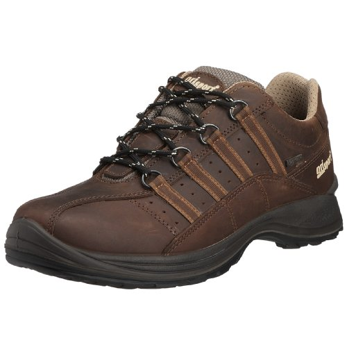 Grisport Men's Amazon-Lo Hiking Shoe Tan PU CMG620 9 UK