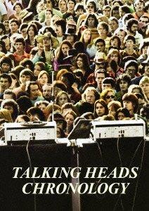 クロノロジー~グレイト・ライヴ1975-2002/トーキング・ヘッズ(TALKING HEADS - CHRONOLOGY)
