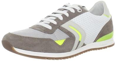 会呼吸的鞋 Geox 健乐士 2013男款高端U speed系列真皮百搭休闲鞋 $64.48