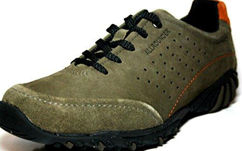 Allrounder by Mephisto, Sneaker donna, (Khaki (c.suede 65/damre 65)), 37 EU / 4.5 UK