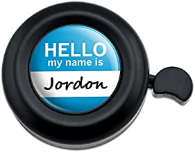Jordon Hello My Name Is Bicycle Handlebar Bike Bell