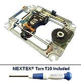 New - Sony PS3 Laser Lens + Deck (KES-450E/ KES-450EAA/ KEM-450E/ KEM-450EAA) + Nextek® Torx T8 Security Screwdriver