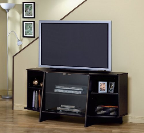 Image of Contemporary TV Stand CO-720151 (B002PL5NRM)