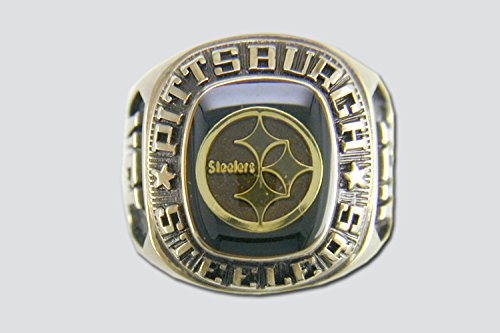 Pittsburgh Steelers Classic Rings at Steeler Mania