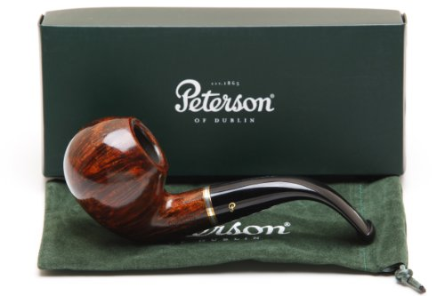 Peterson Kinsale XL23 Smooth Tobacco Pipe Fishtail