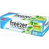 Presto Products GKL0061 Presto Reclosable Freezer Bag