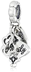 Chamilia 8220Her Gifts To The World Sterling Silver Bead Charm