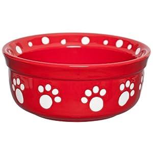Signature Housewares Paws Dog Bowl from Signature Pets