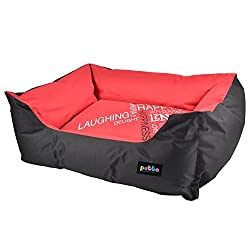 Petto Lounger Waterproof Bed For Dog, Large Size