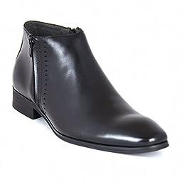 Steve Madden Men\'s Felcore Boot, Black, 9.5 M US