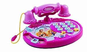 Disney - Teléfono Ap Con Princesas (Vtech) 80-134922