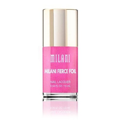 MILANI Fierce Foil Nail Lacquer - Capri (Capri Nail Polish compare prices)