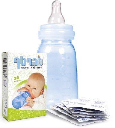 Tahartaf Cold Sterilization Disinfectant, 36 Tablets