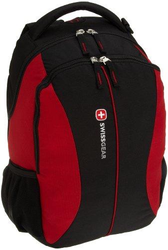 Swiss Gear SA1061 Black/Swiss Red Backpack