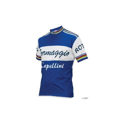 Buy Low Price World Jerseys Formaggio Blue,X Large (B002P0T61W)